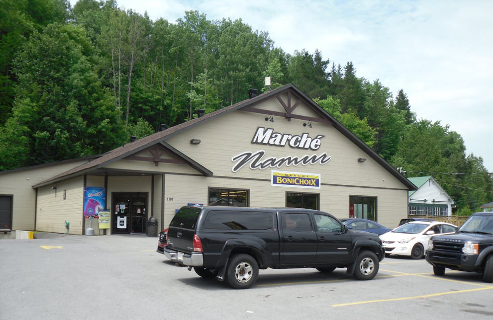 Épicerie de Namur, Québec, Canada